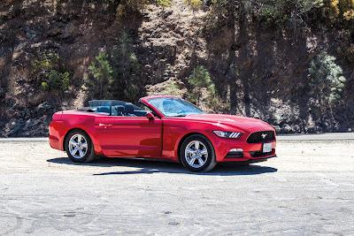 Leiebil Miami - Mustang Cabriolet