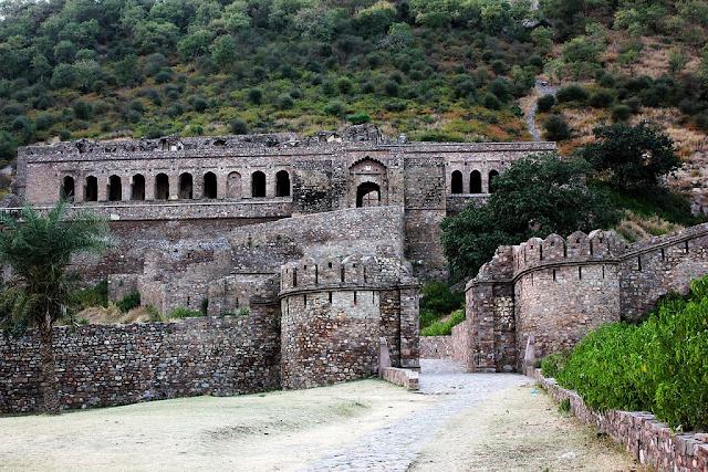 Bhangarh fort of Rajasthan