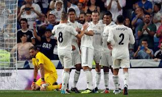 معلق مباراة ريال مدريد وخيتافي اليوم في الدوري الاسباني على قناة بي ان سبورت