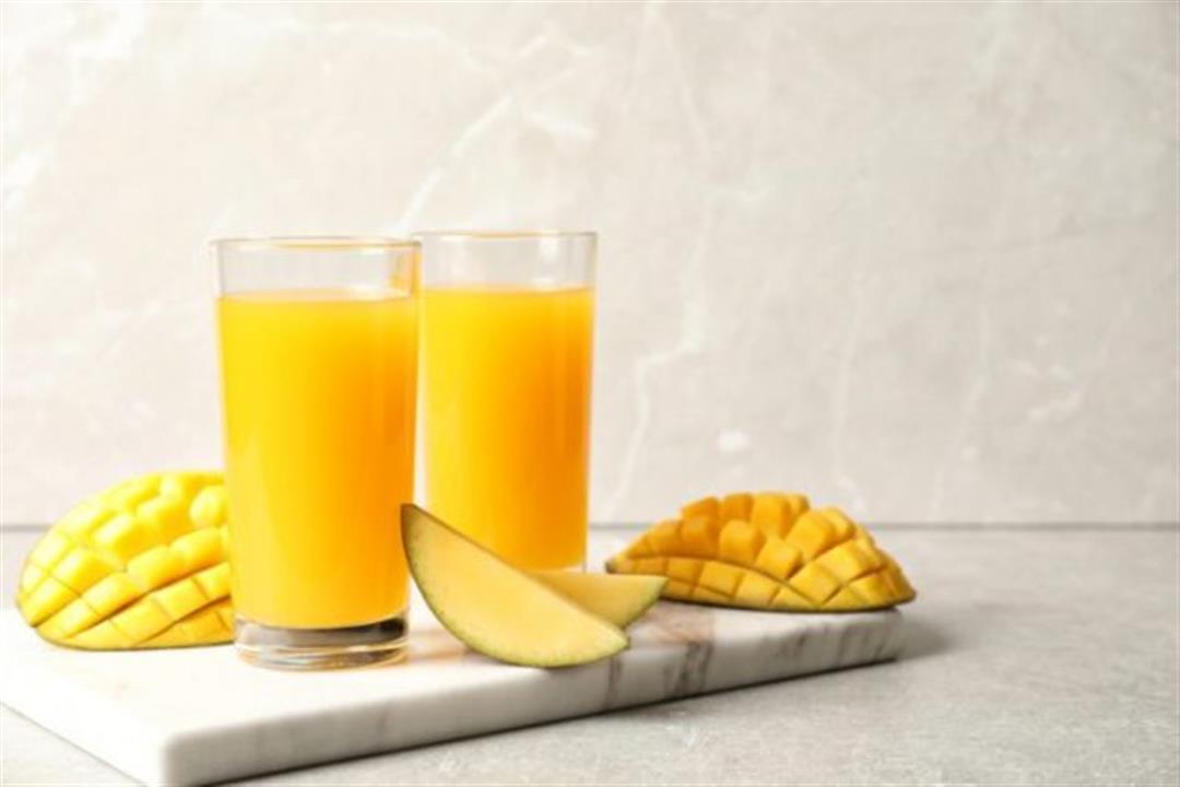 كيفية تحضير عصير المانجو الذي له العديد من القيم الغذائية وبالأخص للحوامل