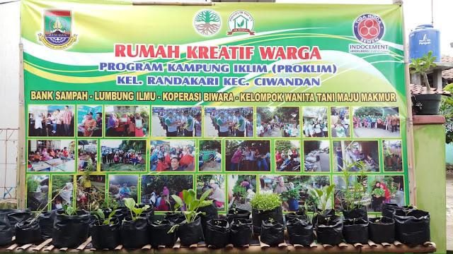 Belajar Tentang Lingkungan Hijau dari Kampung Randakari Cilegon
