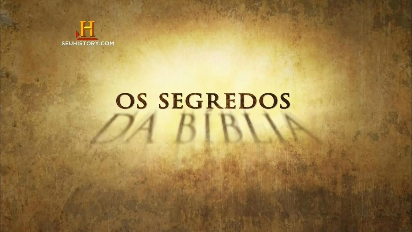 History Channel – Os Segredos da Bíblia – Profecias Misteriosas HDTV MKV Dublado