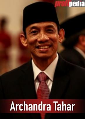 Biografi Archandra Tahar - Menteri dengan Masa Kerja Terpendek dalam Sejarah di Indonesia