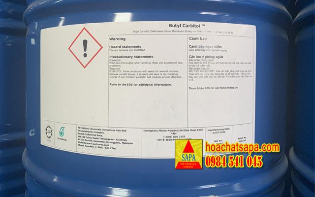 Butyl Carbitol (BC) - dung môi chậm khô sơn