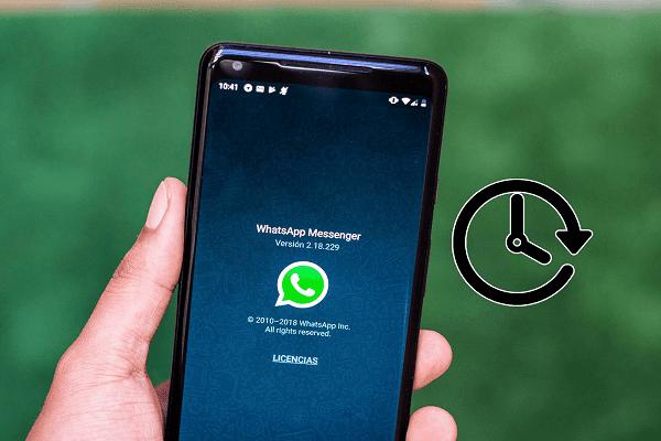 ميزة جديدة في الواتساب  لإرسال الدردشات السرية تختفي تلقائيًا بعد وقت محدد