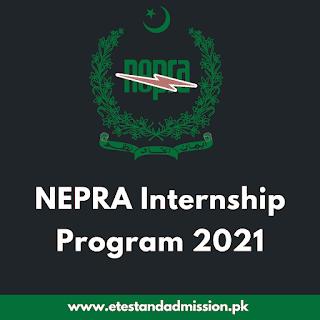 NEPRA Internship Program 2021