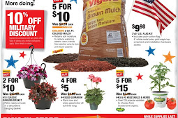 Home Depot Weekly Ad May 24 - 30, 2018