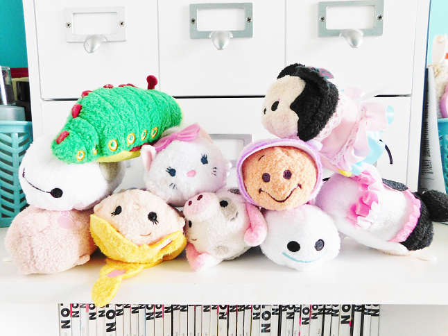 My Top 10 Favorite Tsum Tsums