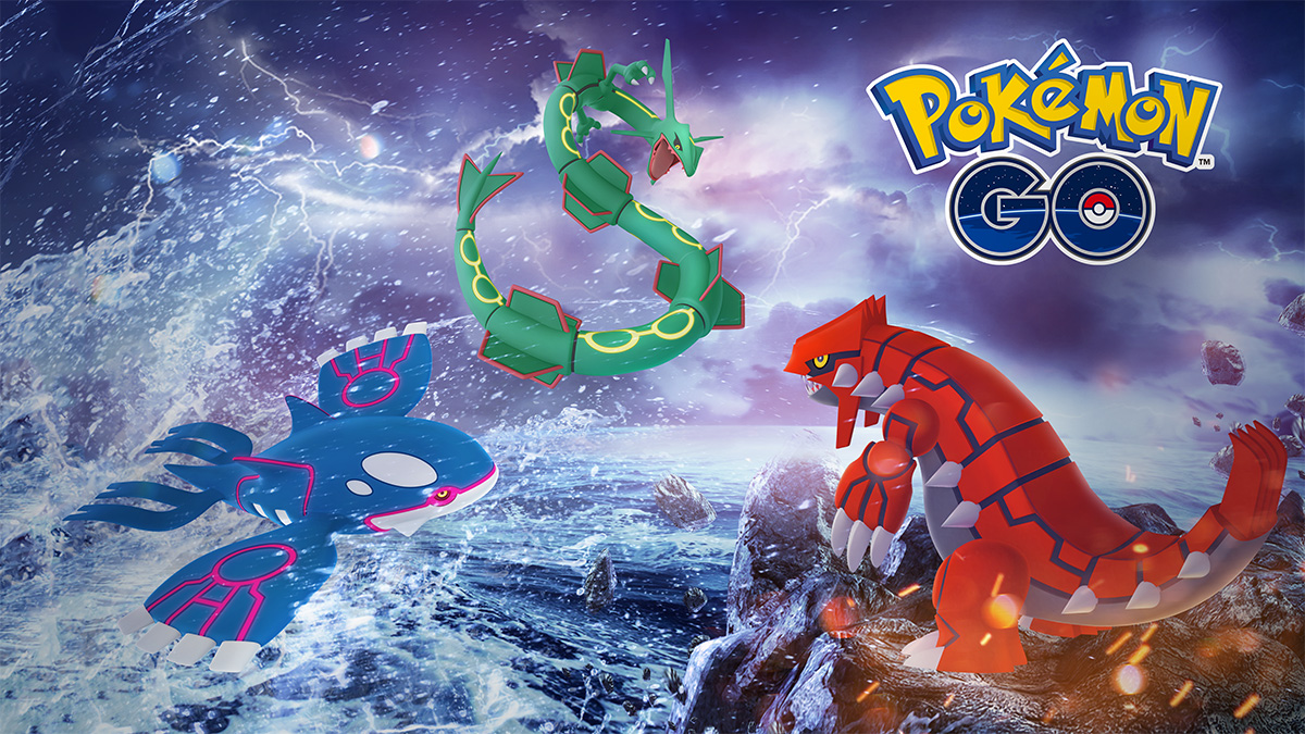 How to defeat Groudon in Pokémon GO in 2021: best Pokémon, attacks and strategies