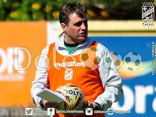 Oriente Petrolero - Ángel Guillermo Hoyos - DaleOoo.com página del Club Oriente Petrolero