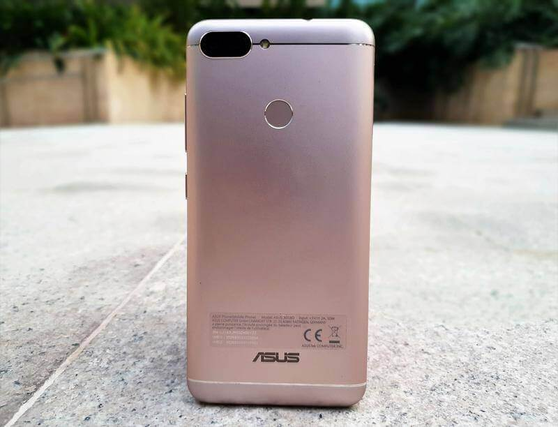 ASUS ZenFone Max Plus M1 - Back