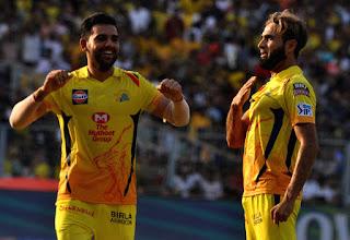 Imran Tahir 4-27 - KKR vs CSK 29th Match IPL 2019 Highlights