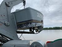 LST 325 Higgins Boat