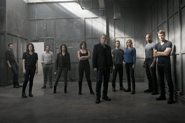 marvel s agents of s h i e l d is getting a spin off 3 problems that still need fixed b 784822 - Top5 Séries| As melhores temporadas de 2015