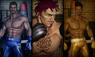 Punch Boxing 3D Apk v1.1.0 (Mod Money)