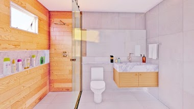Layout de Banheiro