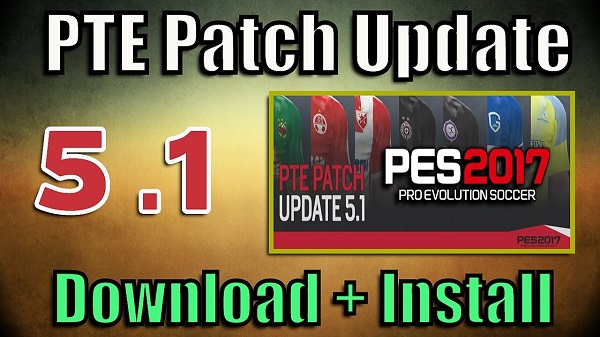 PTE Patch 2017 Update 5.1