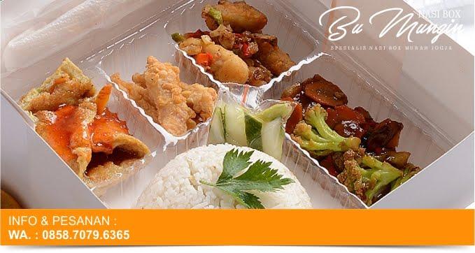 harga pesan nasi box untuk sunatan / khitanan murah di jogjakarta