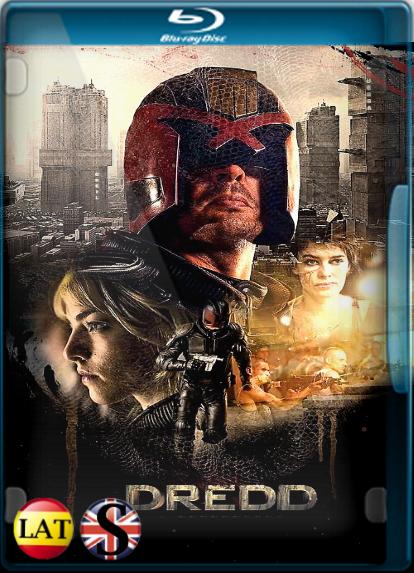 Dredd (2012) REMUX 1080P LATINO/ESPAÑOL/INGLES