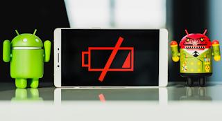 25+ Cara Mengatasi agar Baterai Android Tidak Cepat Habis