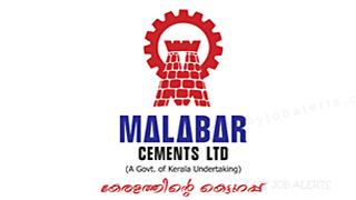 Malabar Cements Limited Recruitment 2021 - Apply Offline For Asst.Engineer (Civil), Welfare Officer, Maistry Posts