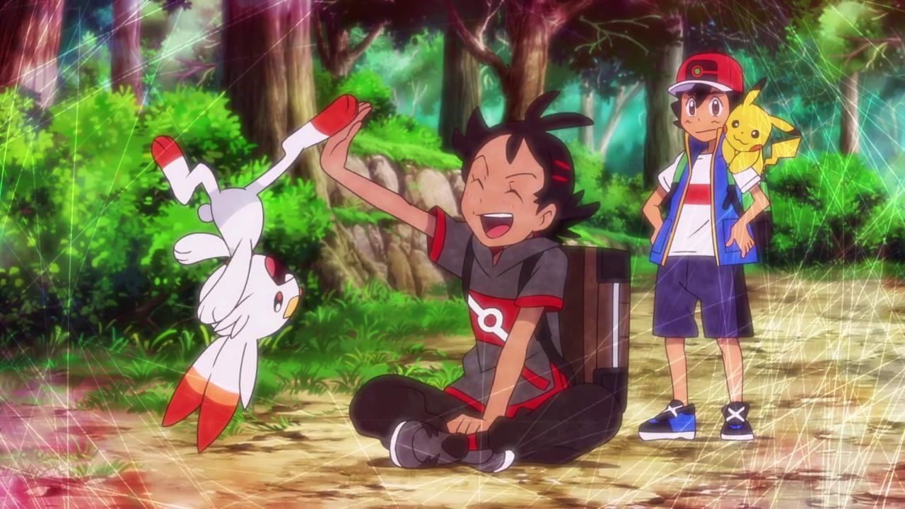 Pokémon Journeys: The Series Episode 6