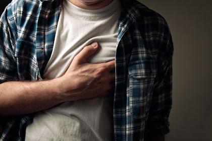 Inilah Penyebab Jantung Koroner, Gejala dan Pencegahannya