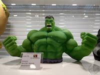 Toy Fair 2020 UK Monogram Bust Banks Marvel Comics Hulk