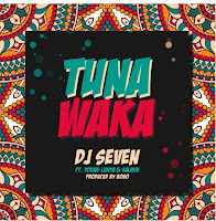 Download Audio | Dj Seven ft Young Lunya & Salmin Swaggz – Tunawaka mp3