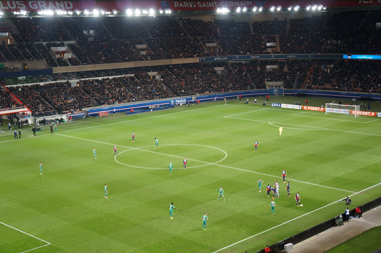 Allez paris saint germain parc des princes psg ma - Parc des princes porte de saint cloud ...