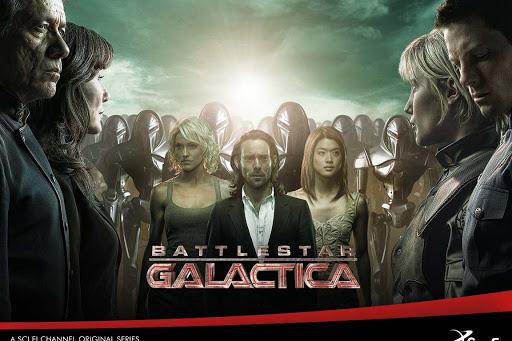 Battlestar Galactica TV Show