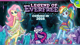 MLP Equestria Girls 4 Legend of Everfree