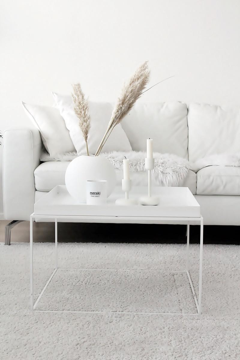 la dolce vita blogi valkoinen olohuone