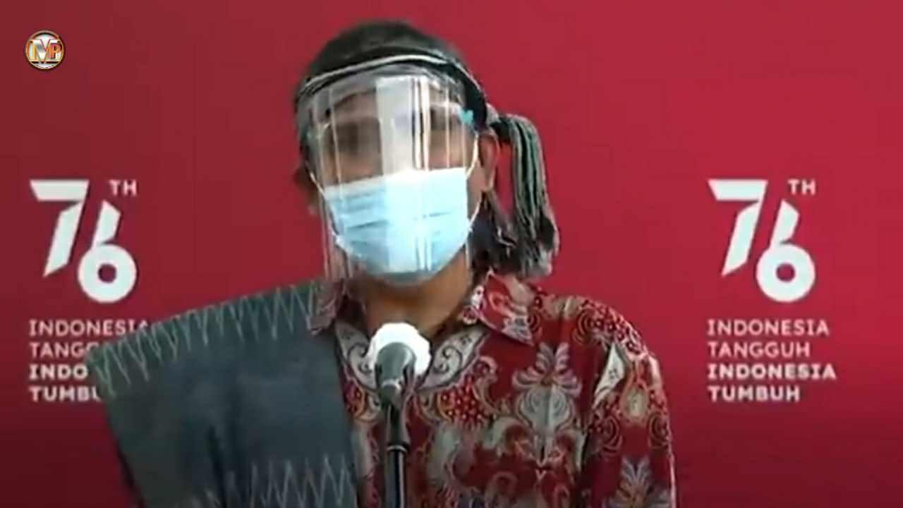 Aktivis Lingkungan Hidup Togu Simorangkir, Diterima oleh Presiden Joko Widodo di Istana