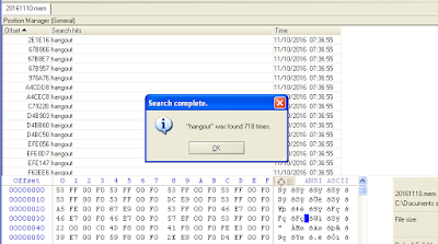 memory analysis tools
