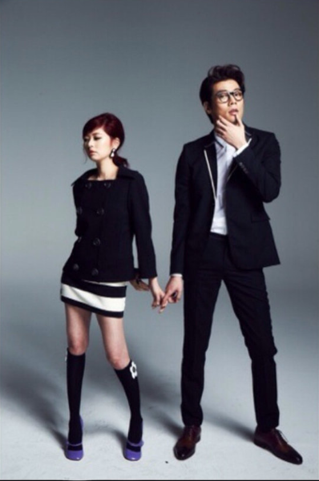 Hyunmin Gforce 010414 Photoshoot Jung So Min 정소민 With Choi Daniel