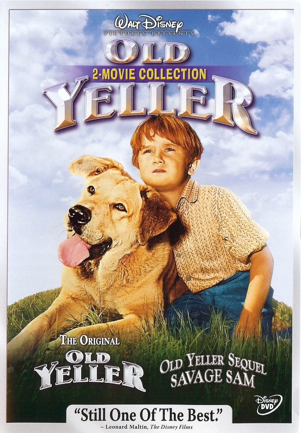 Old Yeller & Savage Sam [1957 – 1963] [DVDR] [NTSC] [Latino]