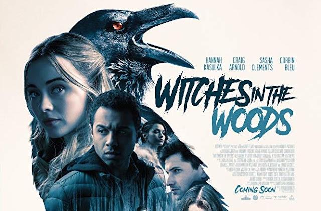 'Witches in the Woods': Brujas cazadoras de personas en lo nuevo de Jordan Barker [Tráiler]