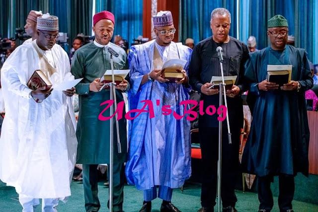 Kano, Kaduna get the lion's share, Amaechi, Fashola lose ministries — highlights of Buhari's cabinet