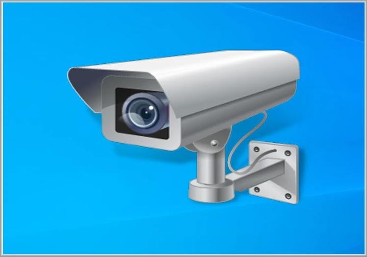 ContaCam : Πρόγραμμα επιτήρησης  Webcam