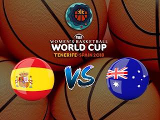 Испания – Австралия смотреть онлайн бесплатно 13 сентября 2019 прямая трансляция в 11:00 МСК.