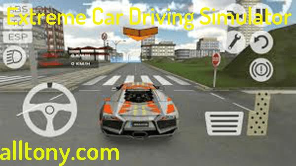 تحميل لعبه Extreme Car Driving Simulator للأندرويد والكمبيوتر بأستخدام MEmu