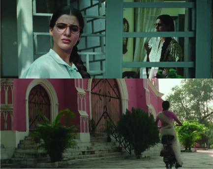 Samantha Akkineni as Madhuravani in Mahanati