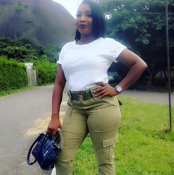 Female Corper Almost Raped By An Okada Man In Ibadan Today Say FG Should Scrap NYSC.
