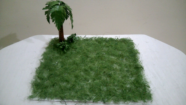 Fake Grass For Crafts To Unique And Realistic Diy Artificial Grass For Crafts How To Make Fake Grass Project Artificial Gocrafta