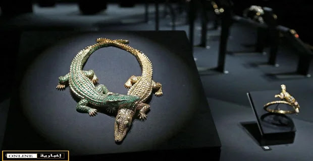 سعر وقصة عقد ياسمين صبري الأغلى في العالم من Cartier.
