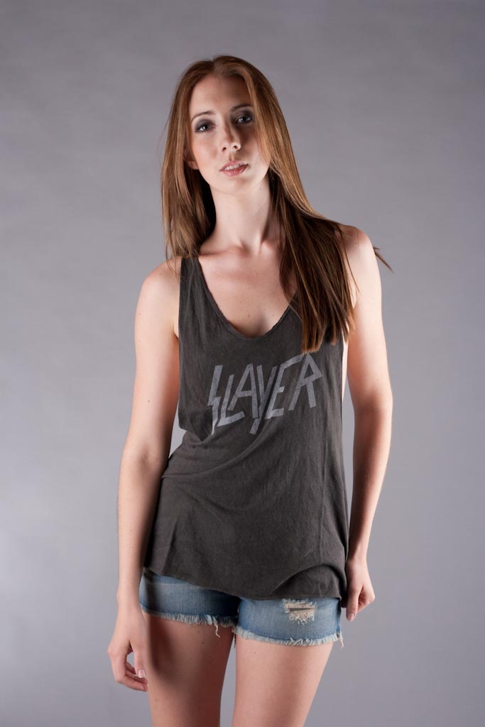 cc132ae7906c1 Chaser Tees started during the original LA punk rock scene and has grown  with the music evolution throughout the years. Chaser Slayer Logo Muscle  Tank!