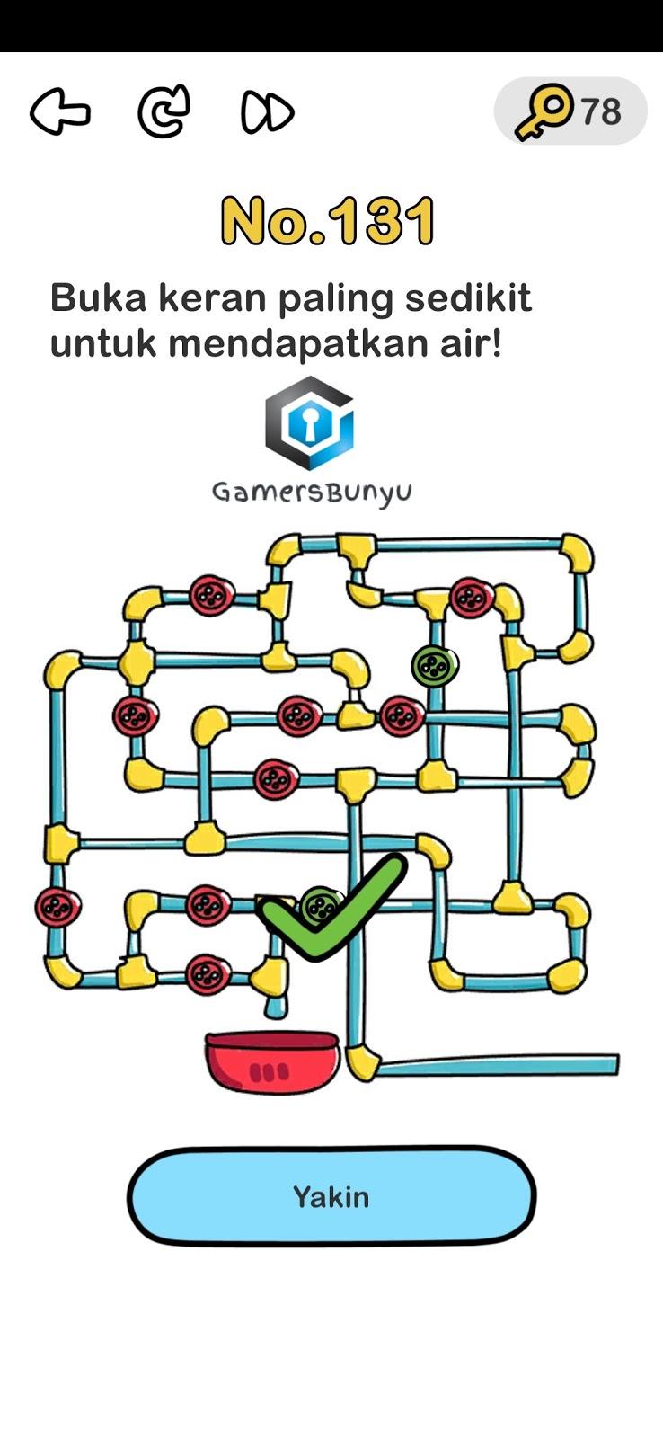 Kunci Jawaban Brain Out Level 136 : kunci, jawaban, brain, level, Jawaban, Brain, Level, Gamers, Bunyu