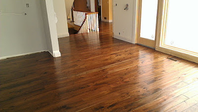 Hardwood Flooring Shine