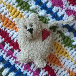 Tina's Allsorts, Tooty Rainbow Blanket